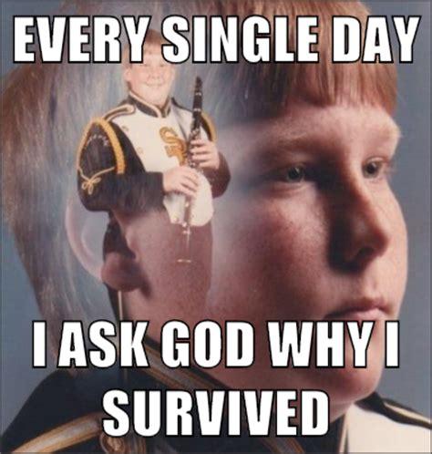 Clarinet Boy Meme Generator - ptsd meme 28 images clarinet band kid meme memes ptsd