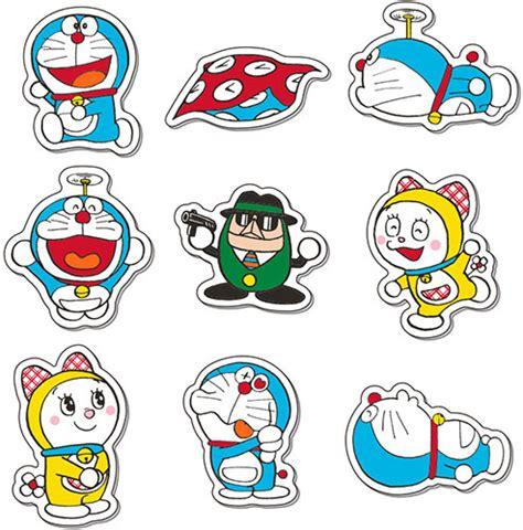 Sticker Set Doraemon By Paupery amiami character hobby shop fujiko f fujio