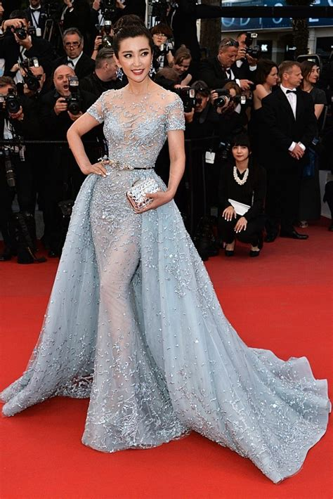 Carpet Clothes From Gorgeous Couture by Elie Saab Zuhair Murad And Georges Hobeika Sweep Cannes