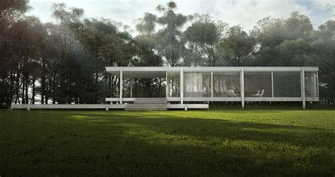 farnsworth house farnsworth house general plan mies inspiration