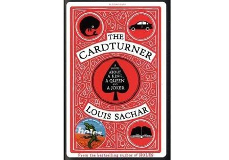 the cardturner the cardturner by louis sachar the writer side of life