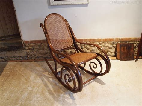 thonet bentwood rocking chair rocking chairs interior chair rocking chair original bentwood thonet c1920