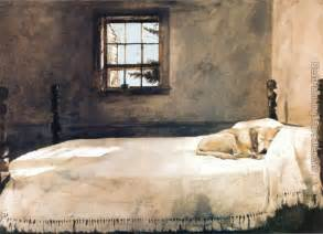 bett lackieren literature fool andrew wyeth understands winter