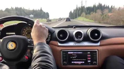 Ferrari World Drive A Ferrari by Exclusive Ferrari Test Drive Youtube