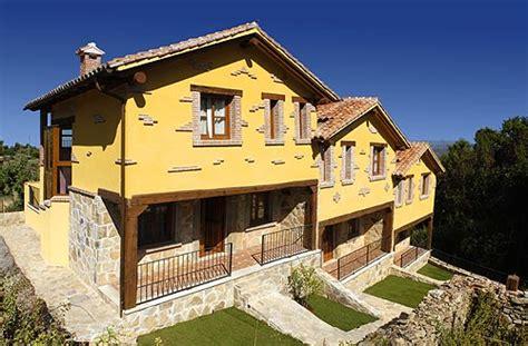 casa extremadura planos y fachadas casas rurales en extremadura