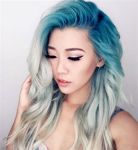hair colors and styles 20 balayage and ombre mermaid hair ideas to rock styleoholic