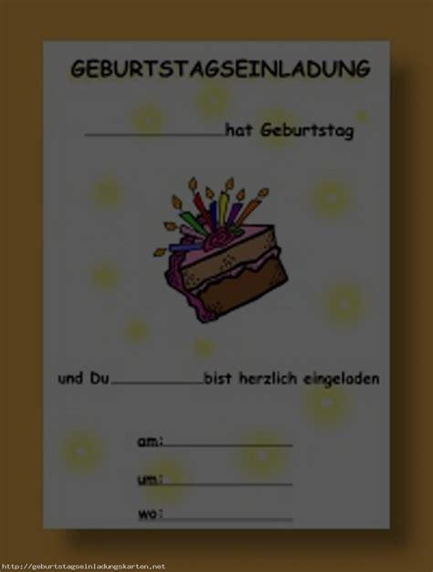 Muster Einladung Kindergeburtstag Vorlage Einladung Geburtstag Einladungen Geburtstag