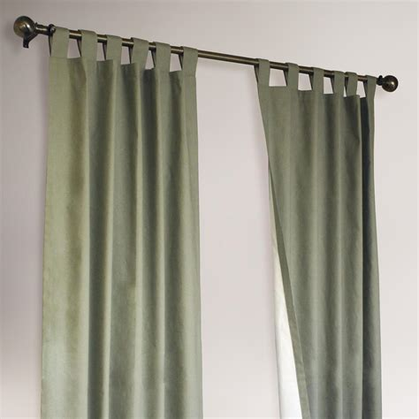 sage curtains drapes thermalogic 174 sage weathermate curtains set of 2 world