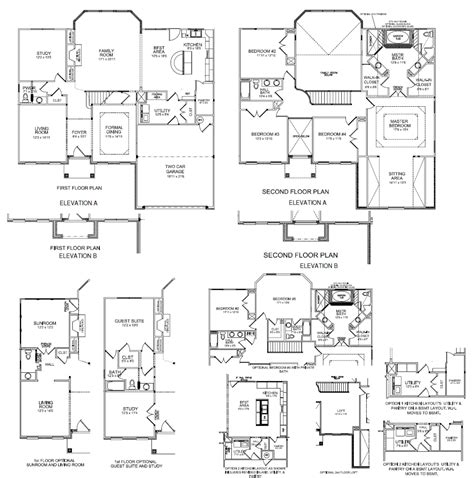 ball homes floor plans hudson knoxville tn homes