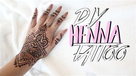 diy henna tattoo  henna powder youtube