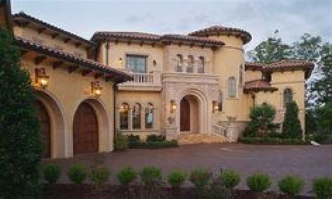 mediterranean luxury house plans house style and plans