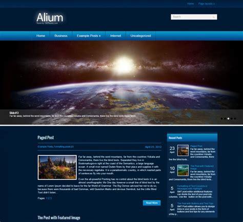 theme wordpress interstellar 4 best space wordpress templates themes free premium