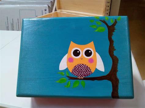 decorar y pintar cajas de madera pintar cajas de madera personalizadas