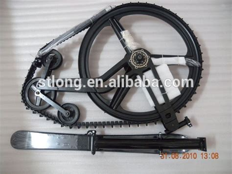 Rear Wheel Drive Snow by Track Rear Wheel Drive And Front Ski Snow Bike Buy Track