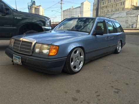 bagged mercedes wagon 1987 mercedes 300td air ride bagged wagon