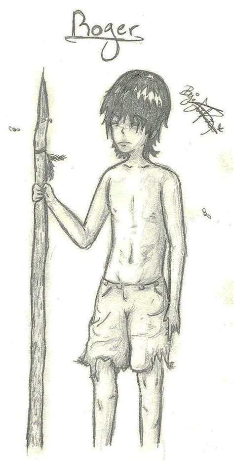 lord of the flies roger theme lord of the flies roger by gothrowuparainbow on deviantart
