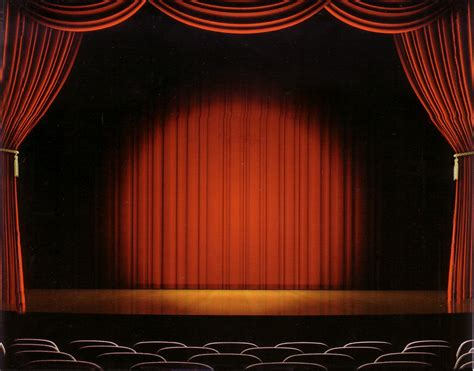 open stage curtains general perichoresis