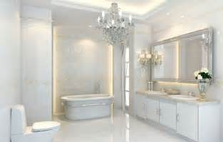 Interior Bathroom 3d Interior Design Bathrooms Neoclassical