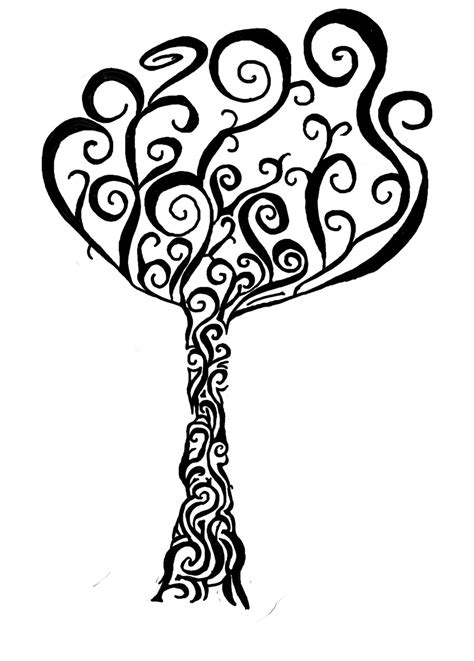 tree tribal tattoo tribal tree 2015