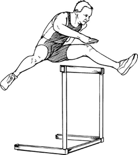 how to your to jump hurdles hurdle definition for language learners from merriam webster s learner s