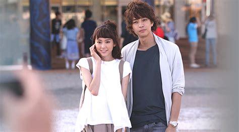 mirei kiritani and shohei shohei miura dan kiritani mirei mengumumkan pernikahannya