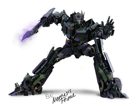 Transformers Nemesis Prime nemesis prime tfw2005