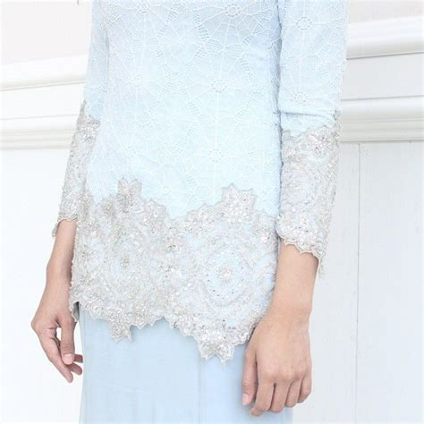 Baju Kurung Lace Chiffon a closer look at our angele a modern kurung in lace and chiffon silk with lace patches and