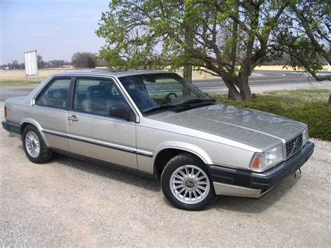 1988 volvo bertone 780