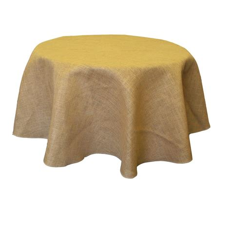 burlap tablecloth overlays images