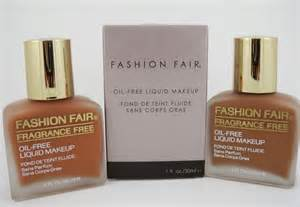 Fashion fair oil free liquid makeup foundation 30ml choose shade