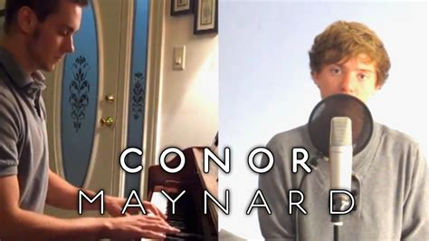 conor maynard covers mayer in a