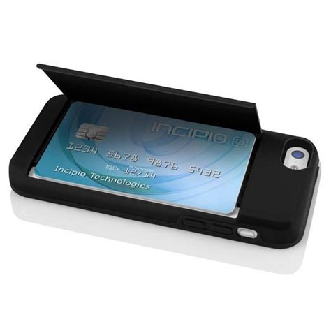 Credit Card Iphone Stand Template The Black Stowaway Credit Card With Integrated Stand For Iphone Design Skinz
