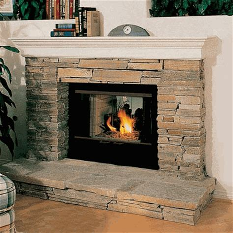 Fmi Fireplaces Reviews by Fmi 36 Inch See Thru Woodburning Fireplace