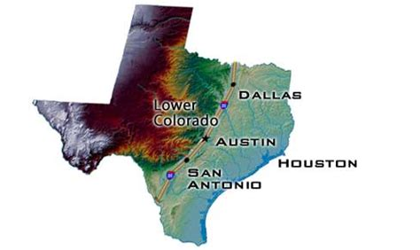 floodplain maps texas texas flooding map my