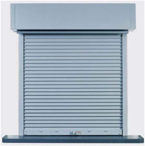 Coiling Overhead Door Durashutter Standard Roll Up Commercial Industrial Doors Daco