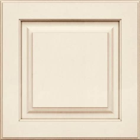 Kraftmaid Cabinet Door Styles Kraftmaid 15x15 In Cabinet Door Sle In Piermont Maple Square With Canvas Cocoa Glaze