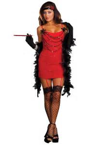 1920 s halloween costumes ruby red flapper costume