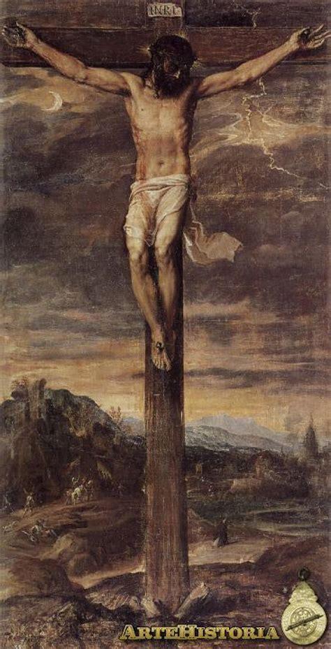 cristo crucificado artehistoriacom
