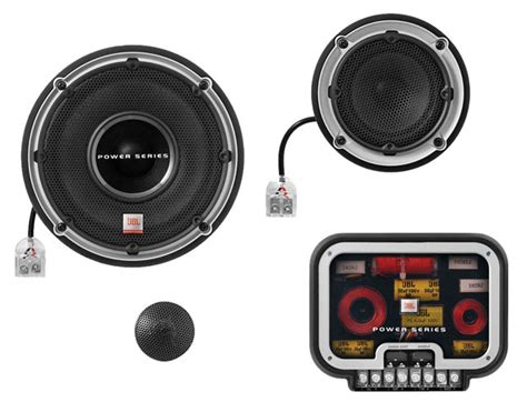 3 way component speaker system jbl p6563c 3 way power component speaker system jbl