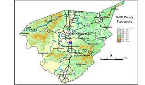 Is In What County Groundwater Resources Of Bullitt County Kentucky