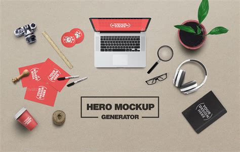 design mockup generator 25 hero header mockup templates designazure com