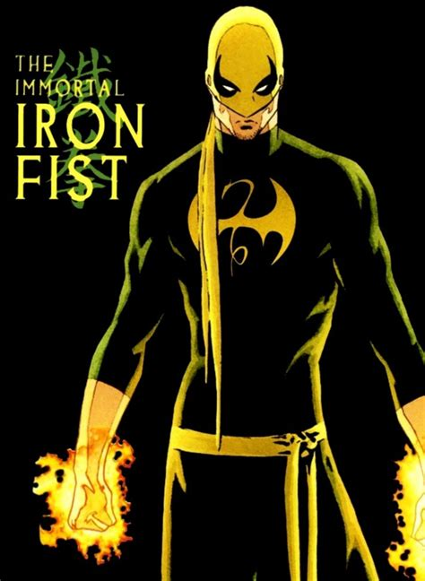 libro immortal iron fist the best 25 iron fist ideas on