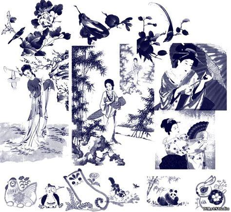 photoshop tutorial japanese art digital art by diamara diartstudio
