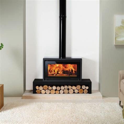 Modern Freestanding Wood Fireplace by Best 20 Freestanding Fireplace Ideas On