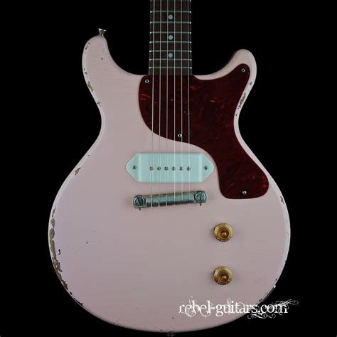 rock and roll relics rock n roll relics thunders in shell pink