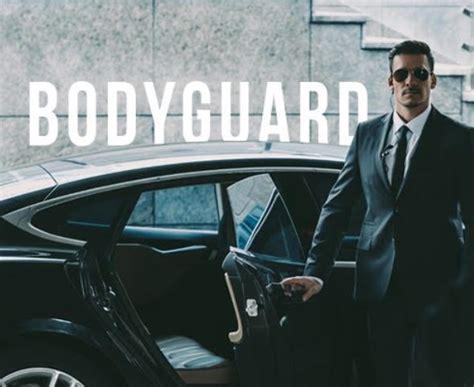 bodyguard protection security star limo executive car