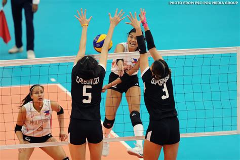film volleyball thailand philippines slips out of gold medal hunt falls to
