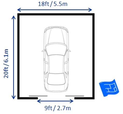 vehicle floor plan garage floor plan