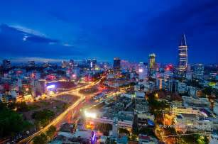 Lights Fantastic Pro Video Traffic In Ho Chi Minh City Asphalt Amp Rubber