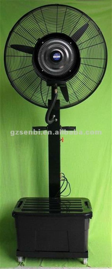 industrial fans with water mist 26 quot 30 quot industrial water wall mist fan spray fan electric